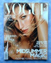 Vogue Magazine - 2001 - July